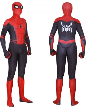 Spider Man Far from Home Cosplay Costume Jumpsuit CP001