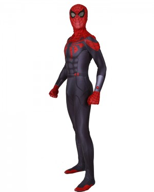 Ultimate Spider-Man Comic Spider-Man Cosplay Jumpsuit CP007