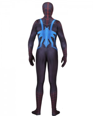 Halloween Super Hero Cosplay PS4 Spiderman Secret War Bodysuit HC001