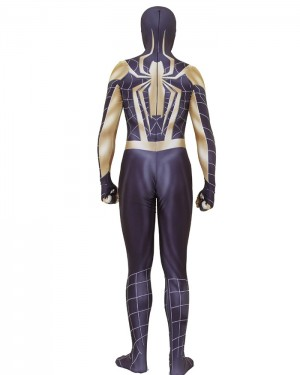 Halloween Super Hero Cosplay PS4 Spider Armor-MK II Bodysuit HC004