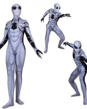 Halloween Super Hero Cosplay PS4 Future Foundation Bodysuit HC006