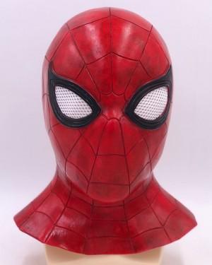 Marvel Avengers 3 Infinity War Spiderman Latex Mask HM001