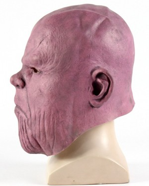 Avengers 4: Endgame Quality Latex Thanos Cosplay Mask HM006