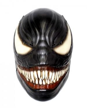 High Quality Marvel Venom Cosplay Mask HM012