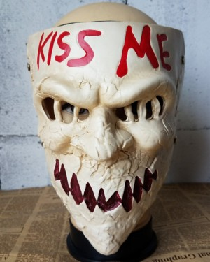 The Purge 3 Election Year Kiss Me Mask HM013