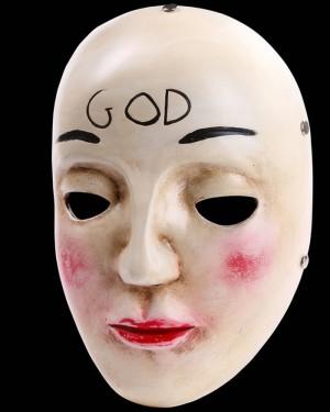 The Purge 2 Anarchy God Mask HM015