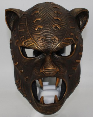 Black Panther Ceremonial Cosplay Mask HM018
