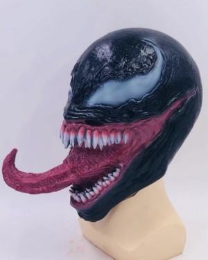 Marvel Venom Cosplay Latex Mask HM020