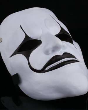High Quality Slipknot Jim Root Jester Mask HM027