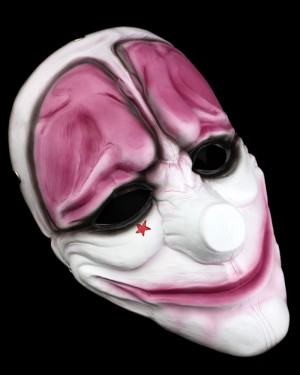 Quality Resin Payday 2 Houston Mask HM032