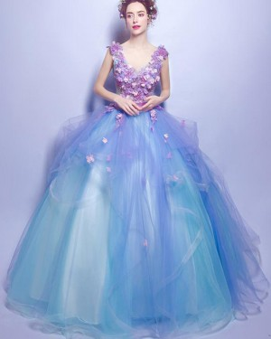 edb06fb145087 Cheap Evening Dresses: Free Custom Size & Color   JJsprom.com - 3D ...